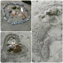 Sand sculpture competition