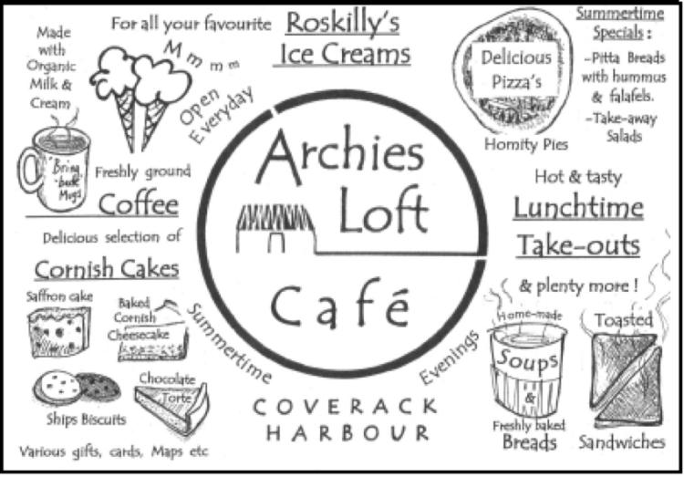 Archie's loft